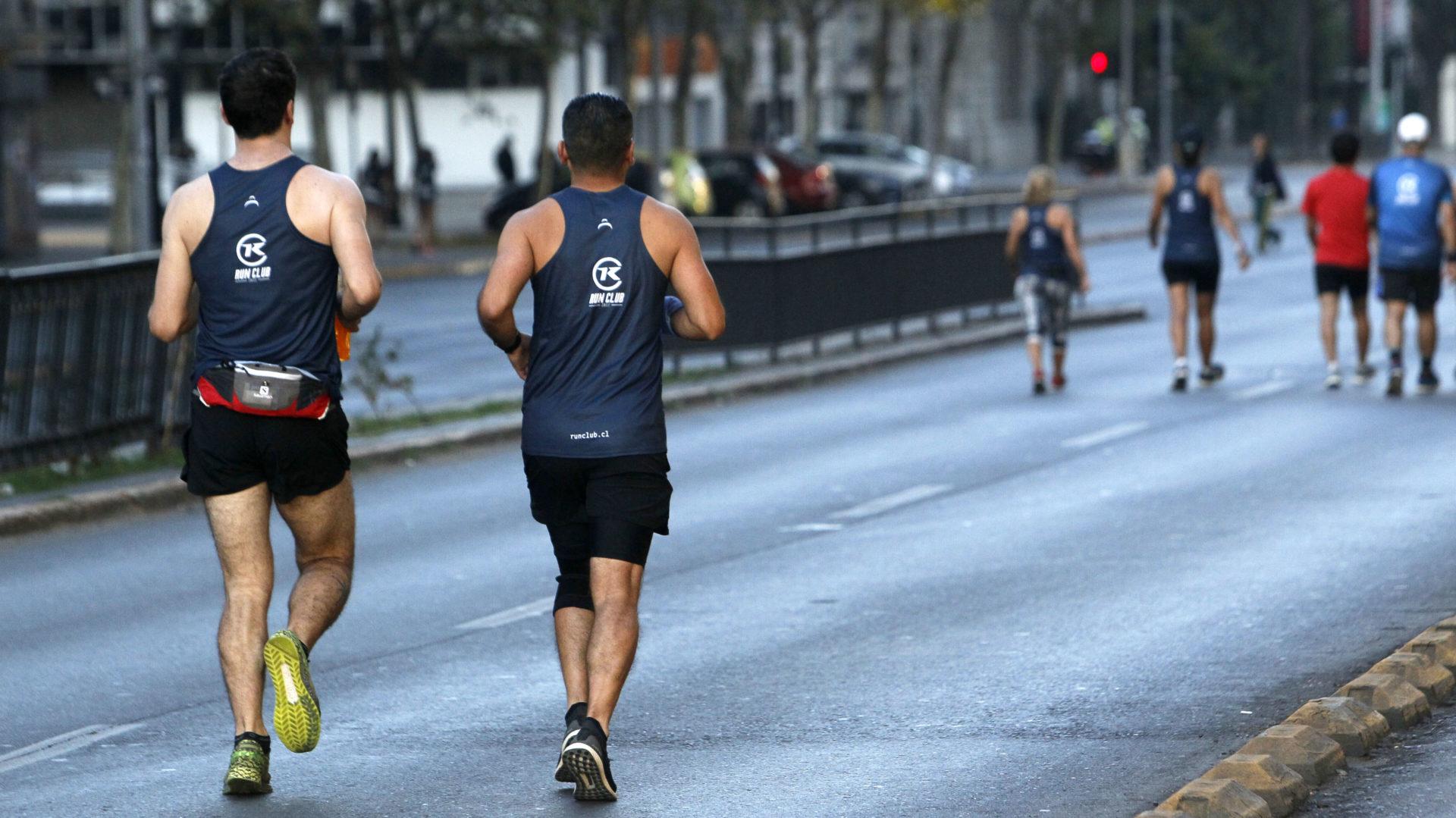 Run Club Chile
